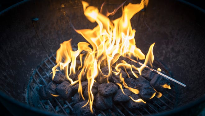 From 2012 to 2016, an average of 16,600 people per year went to emergency rooms because of grilling injuries.