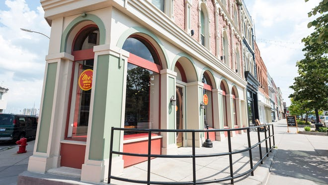 Instead of paying April rent, Moe's Corner Deli, located at 902 Military St. in Port Huron, was told by the building owner to give the money to employees.