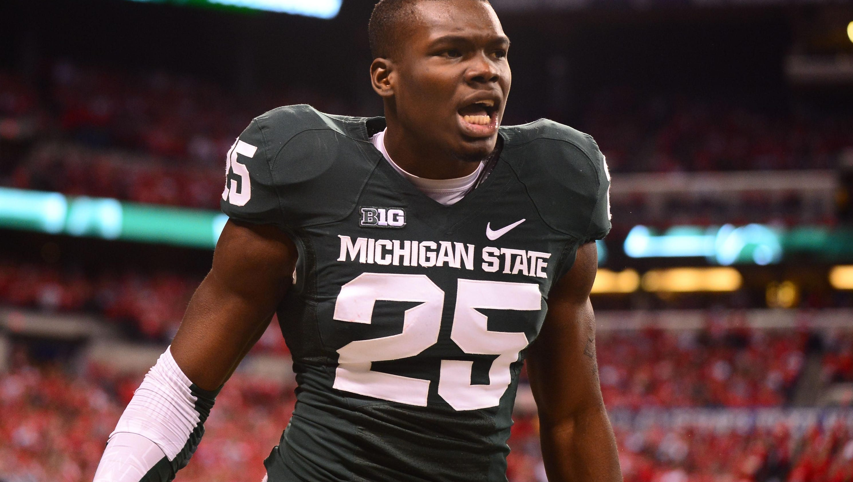 Ex-football player Keith Mumphery sues Michigan State, claims its actions ended NFL career