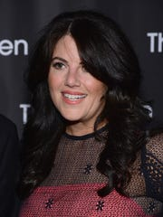 Monica Lewinsky attends the Kitchen Spring Gala Benefit 2014 at Cipriani Wall Street on May 22, 2014 in New York City.