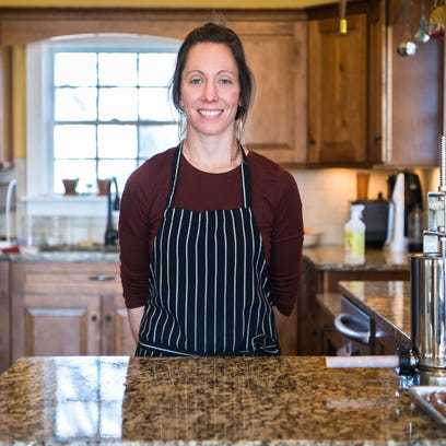 Meredith Leigh, local butcher and cookbook author in