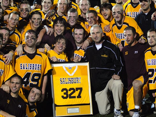 In this Daily Times file photo, Salisbury Lacrosse