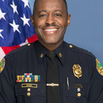 Miami Police Maj. Delrish Moss was announced March 31, 2016, as chief of the Ferguson, Mo., Police Department.