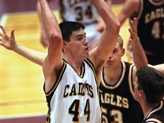 Nick Collison led Iowa Falls to back-to-back state basketball championships in 1998 and 1999 and played in the McDonald's All-American Game in 1999.