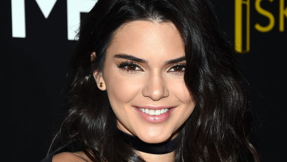 Kendall Jenner rocks the look in L.A.