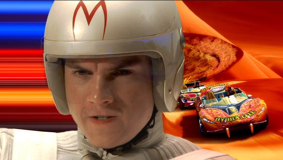 Image result for speed racer movie