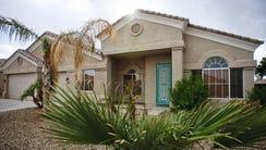 Rental properties in metro Phoenix posted an average