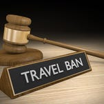 Attorneys general from NM, 15 states, DC fight travel ban appeal