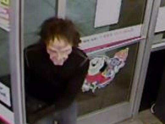 A man wearing a zombie clown mask robbed the Superpumper convenience store in Scottsdale on Oct. 14, 2016.