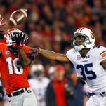 Auburn safety Jermaine Whitehead returned to the starting lineup.