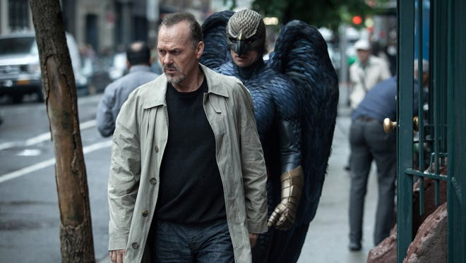 """""""Birdman"""" is nominated for best motion picture, comedy or musical."""