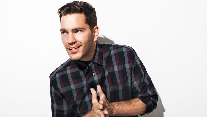 """Pop singer Andy Grammer (""""Keep Your Head Up"""" and """"Fine By Me"""") will perform in Salem as part of the River Rock Concert Series on July 8 at Riverfront Park."""