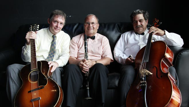 The Royal Garden Trio will perform at the Franke Center for the Arts Saturday.