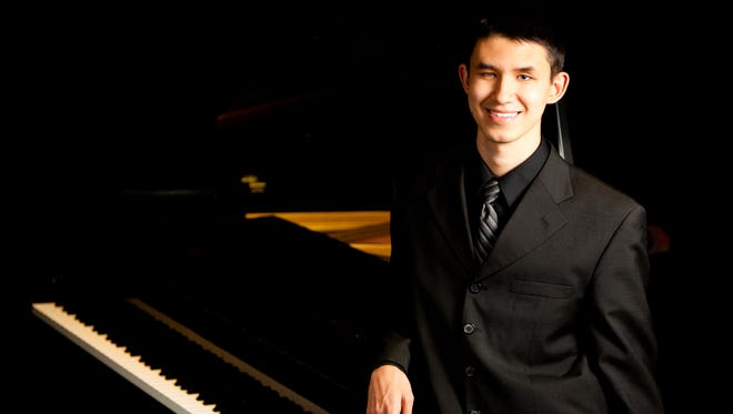 Justin Kauflin, who has been blind since he was 11, said that losing his sight brought a love of music into focus for him.  The jazz pianist will play a benefit concert for the Vision Loss Alliance of New Jersey at the Bickford Theatre this Friday, May 20.