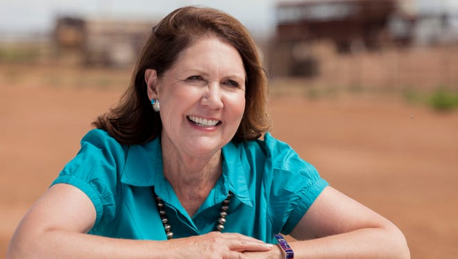 Rep. Ann Kirkpatrick, D-Ariz., who is running for the Senate, appears to have significantly outraised incumbent Sen. John McCain, R-Ariz., during a six-year fundraising period ahead of Arizona's Aug. 30 primaries.