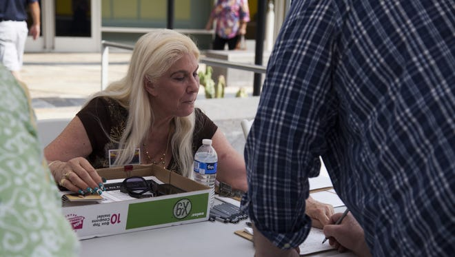 Arizona lawmakers want to change the process for collecting signatures for ballot initiatives.