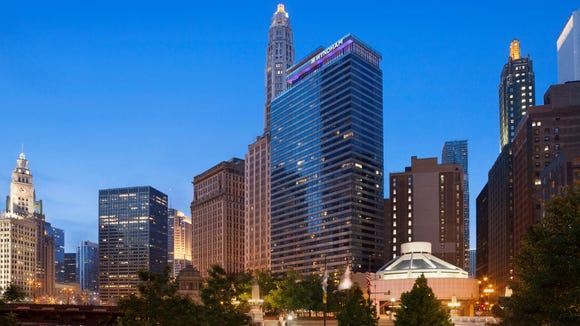 The Wyndham Grand Chicago Riverfront will have company