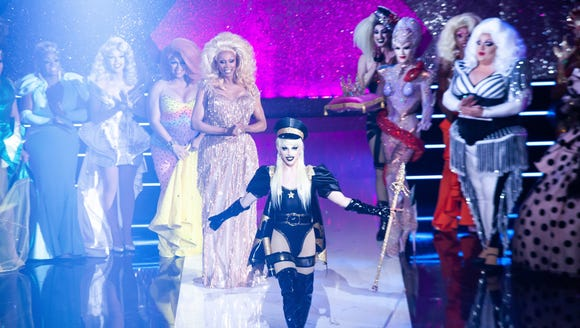 """Prance, my queen!"" : Aquaria takes her victory lap"