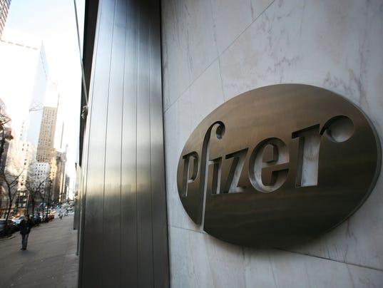Pfizer-Allergan merger