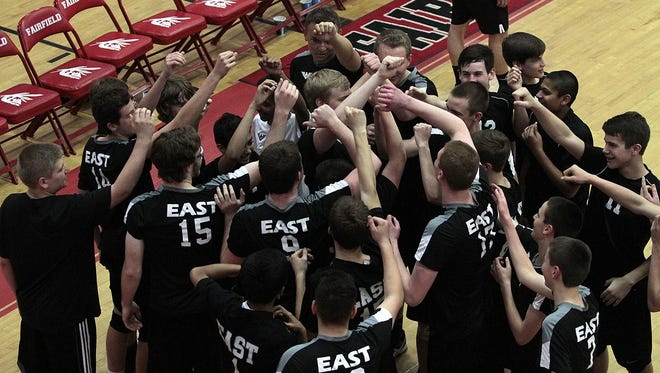 This year's Lakota East team has jumped out to an 11-0 record, and No. 10 ranking in the state.