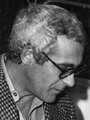 Robert Wilvers, art director, illustrator and painter, 1932-1997.