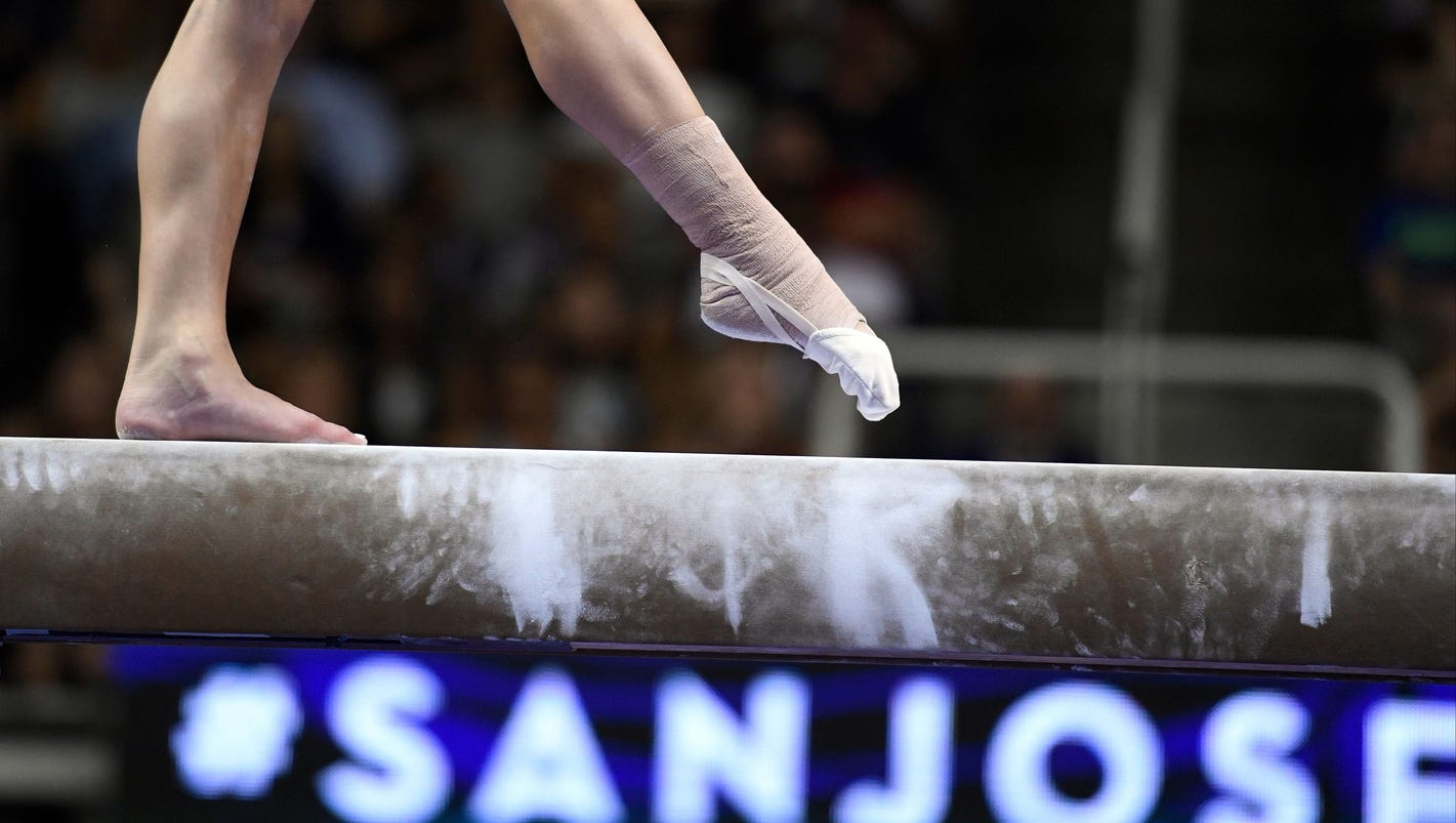 sexual predators left off list of banned usa gymnastics coaches