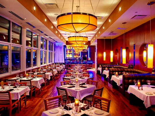 One of the dining rooms at Ocean Prime Tampa. Ocean Prime, a steak and seafood restaurant chain, is replacing Avenue5 later this year at the Inn on Fifth in downtown Naples. Courtesy of Ocean Prime
