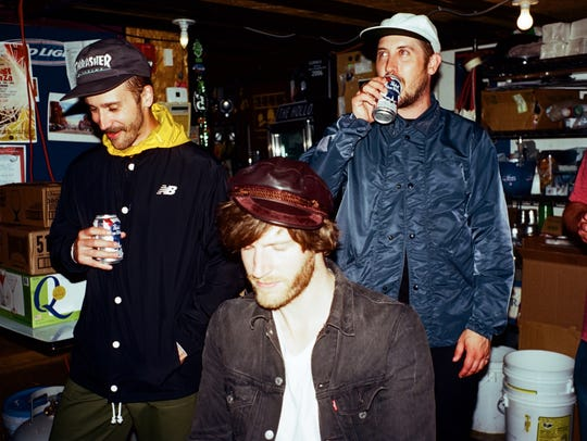 Portugal. The Man will play the Santa Baraba Bowl April