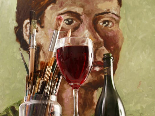 10 last minute gifts you forgot you needed for Wine and paint indianapolis