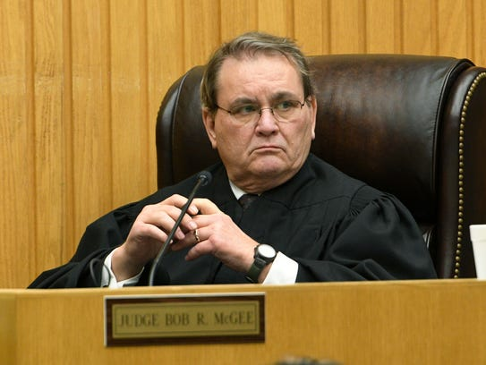 File Photo: Knox County Criminal Court Judge Bob McGee