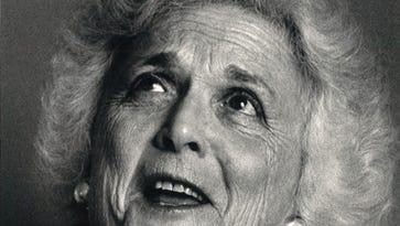 Webb: When Barbara Bush came to Evansville