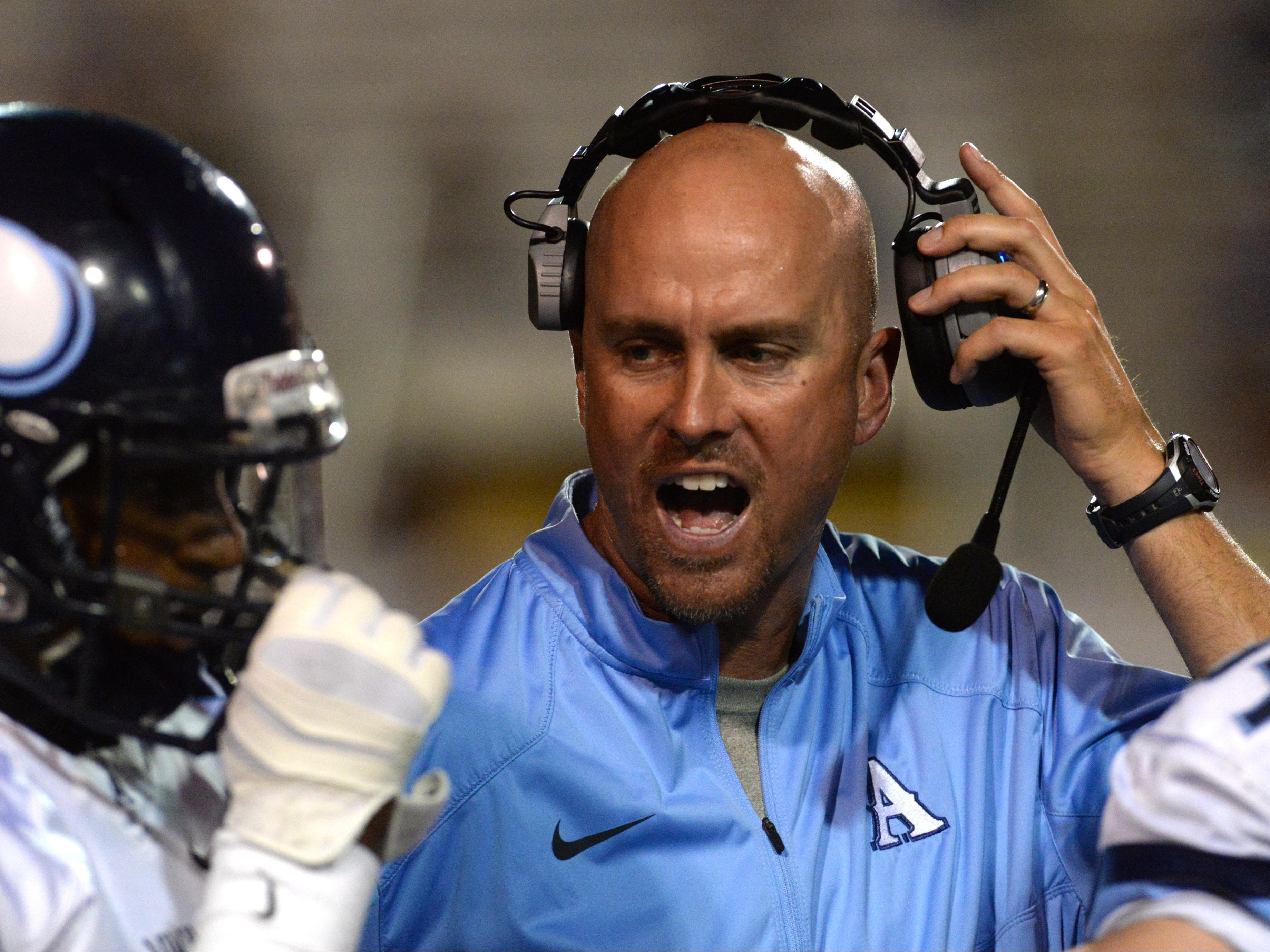 Airline coach Bo Meeks believes his team's depth will be a major factor in a stout District 1-5A this season.