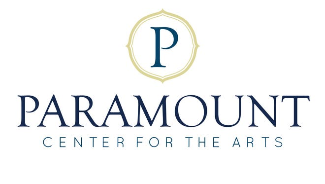 New Paramount Center for the Arts logo.