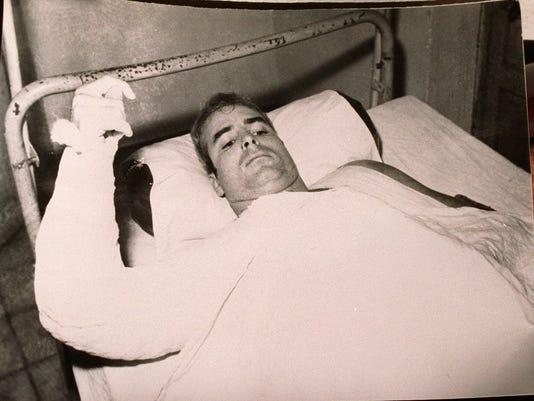 John McCain as POW