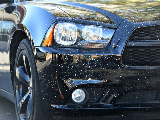 woman sues fort collins over paint spatter on car. Black Bedroom Furniture Sets. Home Design Ideas