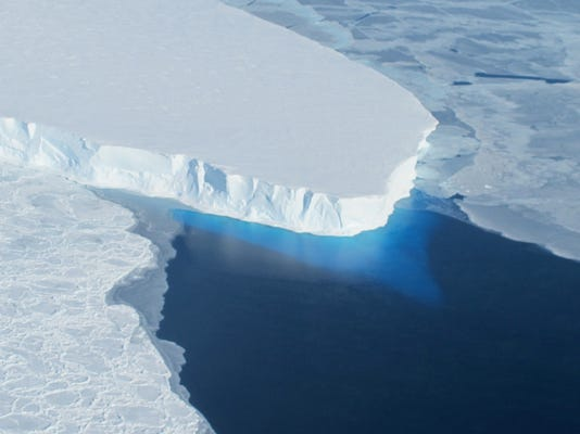 Antarctic glaciers melting 'passed point of no return'