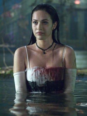 "In ""Jennifer's Body""(2009),  Megan Fox plays a high-school girl who starts murdering people."