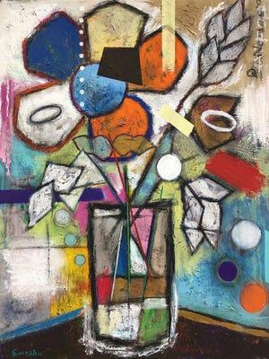 """Summer Flowers"" by Arturo Correa"