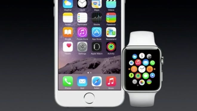 Apple Watch apps will be available with iOS 8.2.
