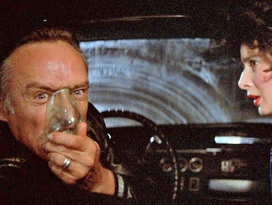 Dennis Hopper left moviegoers shell-shocked after his