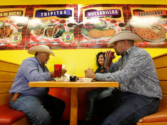 Tacos El Charly at 14021 Horizon Blvd. in Horizon City cooks up all of your favorite Mexican food dishes, especially tacos.
