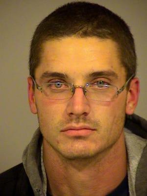 Corey Lee Garrelts, 27, of North Hollywood.