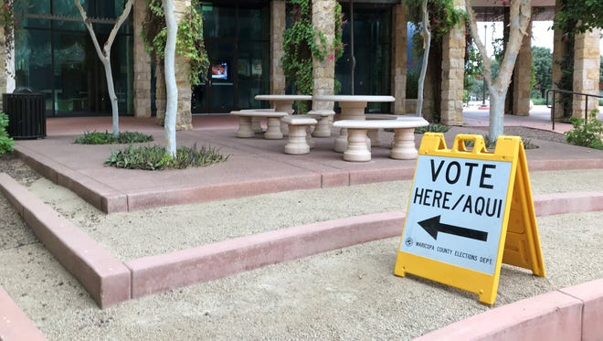 West Valley voters head to the polls Tuesday to decide which Republican and Democratic nominees will best represent their parties in the showdown to fill the seat left vacant in Congress when Trent Franks resigned.