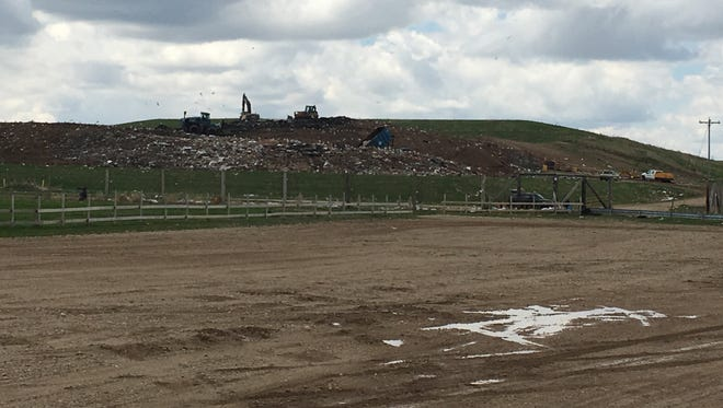 Kewaunee County is closing and capping its landfill at the end of the day on May 25.