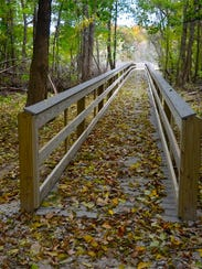 Audubon State Park addition.