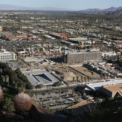 Palm Springs calls special meeting to discuss downtown development