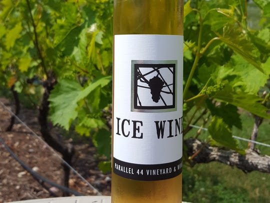 Parallel 44 Ice Wine