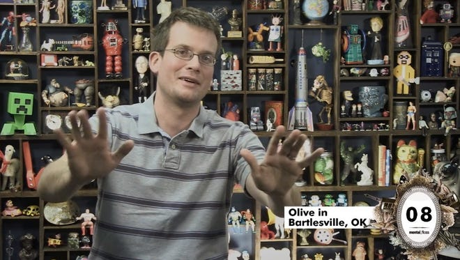 Hank Green explains 38 bizarre New Year's Eve traditions.
