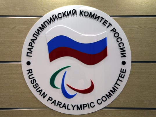 EPA RUSSIA DOPING PARALYMPIC GAMES SPO SPORTS ORGANIZATIONS RUS