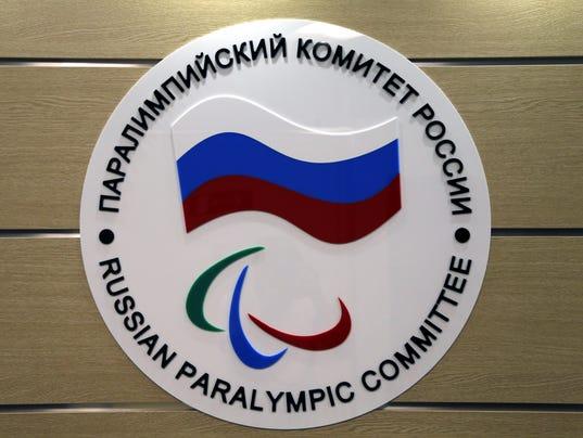 EPA RUSSIA DOPING PARALYMPIC GAMES SPO SPORTS ORGANIZATIONS RUS